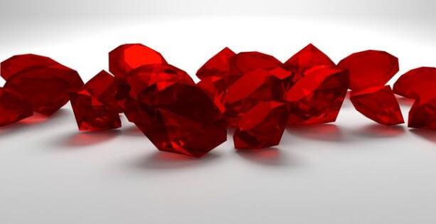 红宝石 每克拉约15000美元